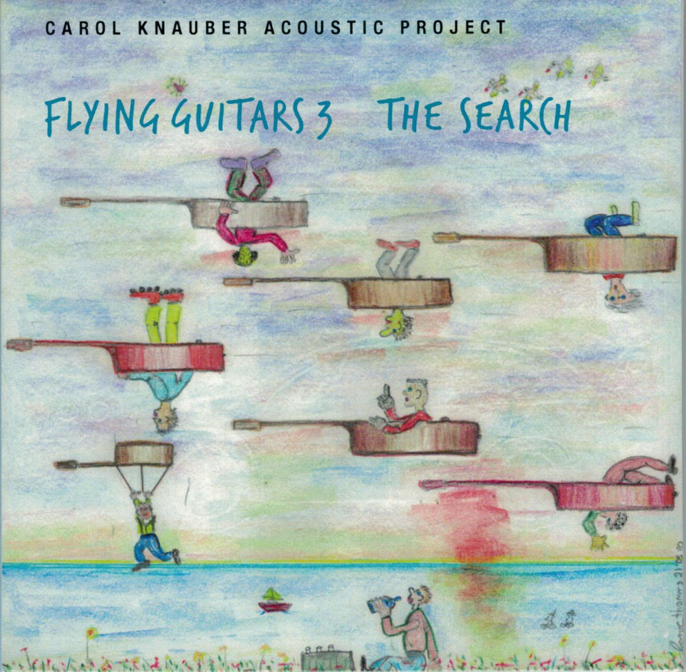 FLYING GUITARS 3 THE SEARCH